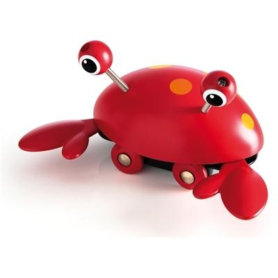 BRIO Push Along Crab - 30191