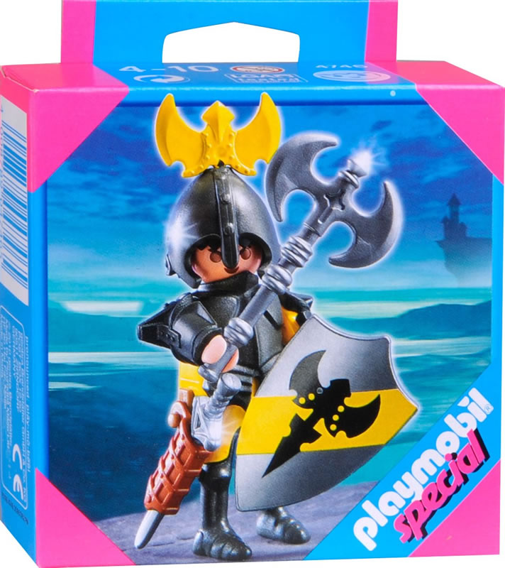 Playmobil Double Axe Knight 4746
