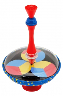 Colour Changing Spinning Top