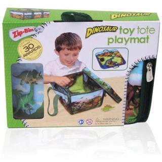 Dinosaur Mini Carry Box Playmat Table Mountain Toys