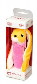 BRIO Rabbit Rattle - 30456