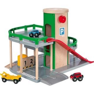 BRIO Parking Garage - 33204