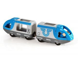 BRIO Travel Battery Train Set  33506