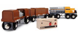 BRIO Boxcar Train Set  33567