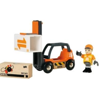 BRIO Fork Lift Truck - 33573
