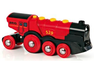 BRIO Mighty Red Engine 33592