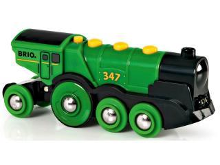 BRIO Big Green Engine 33593