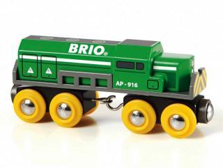 BRIO Freight Engine 33693