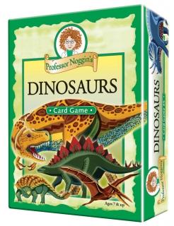 OUTSET Professor Noggin's Dinosaurs 10415