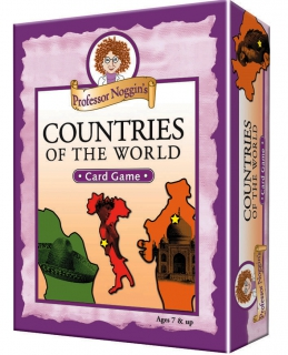 OUTSET Professor Noggin's Countries of the World 10418