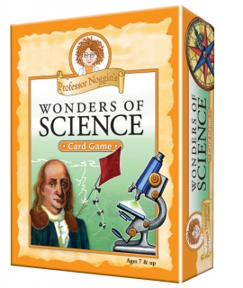 OUTSET Professor Noggin's Wonders of Science 10421
