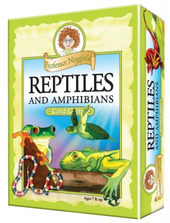 OUTSET Professor Noggin's Reptiles and Amphibians 10423