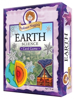 OUTSET Professor Noggin's Earth Science 10425