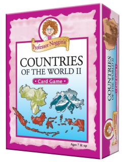 OUTSET Professor Noggin's Countries of the World II 10433