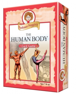 OUTSET Professor Noggin's The Human Body 10437