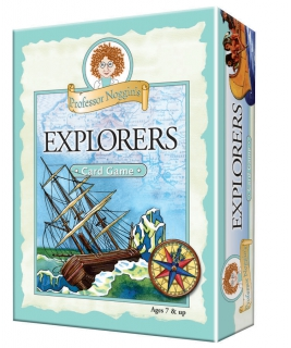 OUTSET Professor Noggin's Explorers 10440