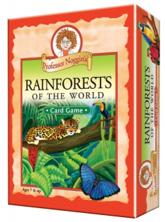 OUTSET Professor Noggin's Rainforests of the World 10442