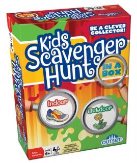OUTSET Kid's Scavenger Hunt 11175