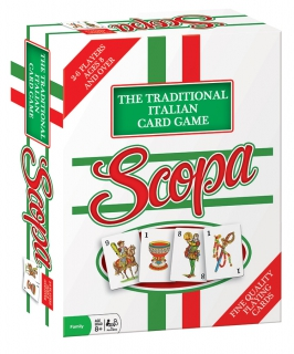 OUTSET Scopa (Delux Edition) 13330