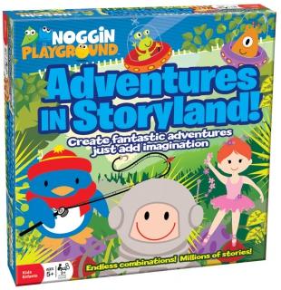 OUTSET Adventures in Storyland 17806