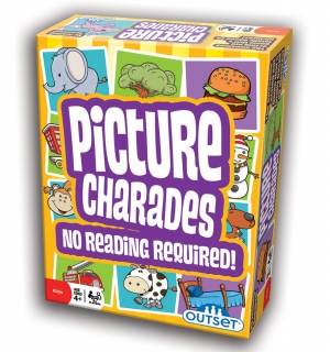 OUTSET Picture Charades 19205