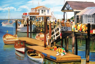 COBBLE HILL - Summer Pier