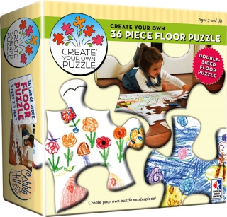 COBBLE HILL - Create Your Own Floor Puzzle