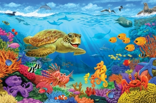 COBBLE HILL Ocean Reefs 55109