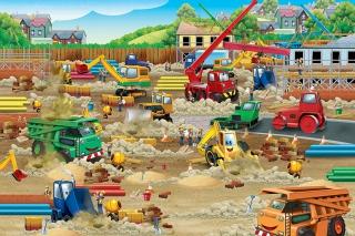 COBBLE HILL Construction Zone 55112