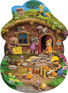 COBBLE HILL Rabbit's House 55122