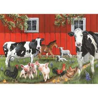 COBBLE HILL Red Barn Farm 58849