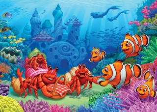 COBBLE HILL Clownfish Gathering 58882