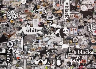 COBBLE HILL - Black & White: Animals