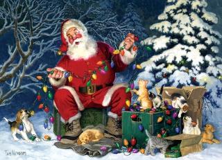 COBBLE HILL Santa's Little Helper 85013