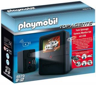 Playmobil Spying Camera Set 4879