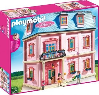 Playmobil Deluxe Dollhouse 5303