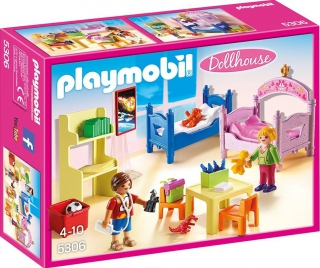 Playmobil Children's Room 5306