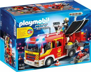Fire Engine Lights and Sound 5363