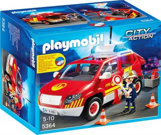 Fire Chiefs Car with Light & Sound 5364