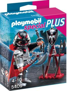 Playmobil Knight with Weapon Stand 5409