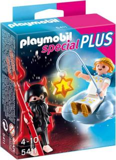 Playmobil Angel and Devil 5411