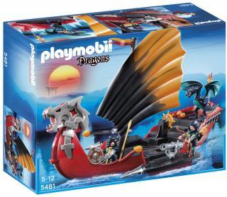 Playmobil Dragon Battle Ship 5481