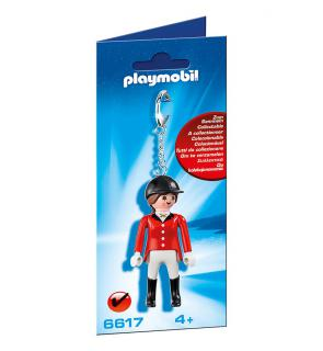 Playmobil Equestrienne Keyring 6617