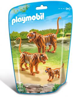 Playmobil Tiger Family 6645