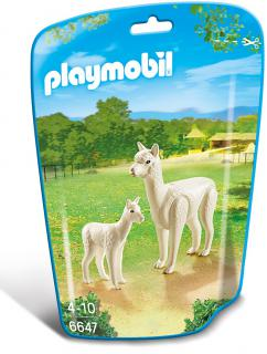 Playmobil Alpaca with Baby 6647