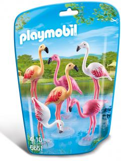 Playmobil Flamingos 6651