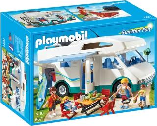Playmobil Camper Van 6671