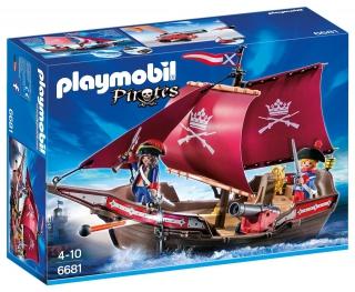 Playmobil Patrol Boat 6681