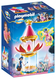 Playmobil Musical Flower Tower 6688