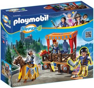 Playmobil Royal Tribune 6695